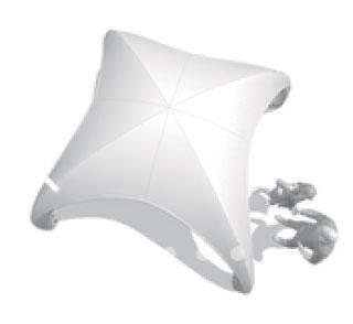 ベーステント 白 ホワイト